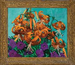 jane peterson tiger lilies