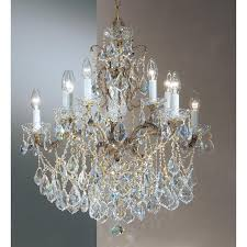 classic lighting 5540 madrid imperial 10 light chandelier