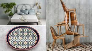 Latest trends in furniture Sofa Home Decor Trends The Chicest Decor Youve Got To Bring Home This April Architectural Digest India Home Decor Trends 2018 Heres Whats Latest In Furniture And Design