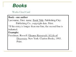 Work Cited For A Book Kazapsstechco