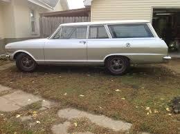 1965 Chevy II Two-Door Station Wagon: Factory COPO Original or ...