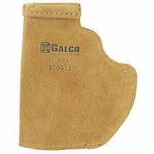 Galco Stow N Go Inside The Pant Holster Fits Ruger Lc9 Right Hand Natural Sto656
