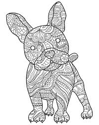 They are man's best companion and are always ready to be on top 30 free printable cat coloring pages for kids. Two Boxer Dogs Coloring Page Free Printable Pages For Dog Tures Color Bulldog Dogman Pug Colouring Funny Pictures To Baby German Shepherd Cute Puppy Print Oguchionyewu