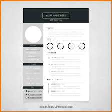 11 Creative Cv Template Design Forklift Resume