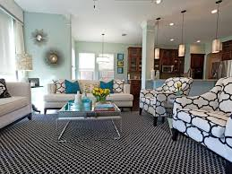 Popular Color Schemes For Living Rooms Innovative Blue And Grey Living Room Living Room In Smoke Grey