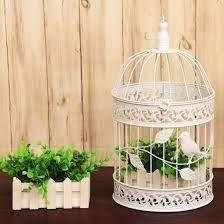 design hand made decorative bird cage