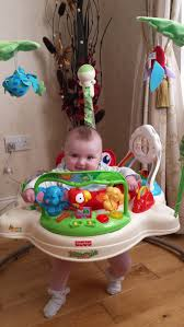 6 month old baby fisher monkey jumperoo