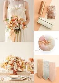 peach wedding colors. 16 Most Refreshing and Trendy Spring Wedding Colors EverAfterGuide