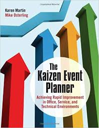 The Kaizen Event Planner Achieving Rapid Improvement In Office