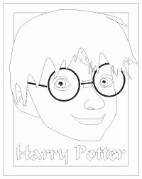 Kids N Fun Kleurplaat Harry Potter Harry Potter
