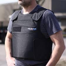 Bullet Proof Vest Rating Chart Bulletsafe Bulletproof Vest Brand New Level Iiia