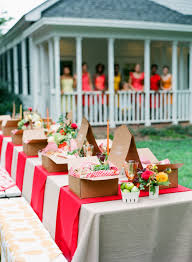 Party Table Decor 50 Outdoor Party Ideas You Should Try Out This Summer