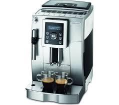 european cup office coffee. DELONGHI ECAM23.420 Bean To Cup Coffee Machine - Silver, Black \u0026 White European Office