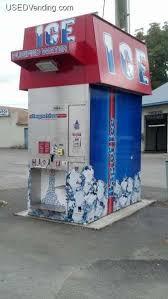 Bag Of Ice Vending Machine Locations Unique New Listing Httpwwwusedvendingi4848BagofIceXL48900