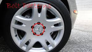 Bolt Pattern For Mercedes Benz Wheels Rims Mb Medic