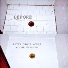 shower stall re caulking northwest grout works