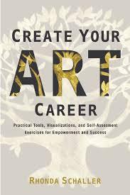 book create your art career create meditate create your art career 9781581159295