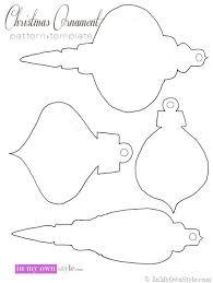 81786b55880b742525106a541d904102 paper christmas ornaments handmade christmas 25 best ideas about felt ornaments patterns on pinterest on dove ornament template