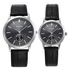 popular ultra thin watches for men buy cheap ultra thin watches woonun new fashion ultra thin watches for men women luxury brand leather strap quartz womens mens