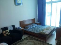 Fully Furnished Specious Studio Flat For Rent National Paint Shj