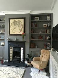 Of Painted Living Room Walls Wwwoveratkatescom Farrow And Ball Moles Breath Victorian