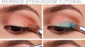 best ideas for makeup tutorials awesome makeup tutorials for summer beautyâ lulus how to mermaid eyeshad