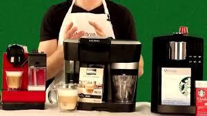 Nespresso Lattissima Plus Vs Keurig Rivo Vs Starbucks Verismo