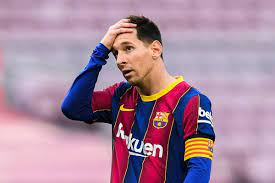 Lionel Messi is leaving Barcelona ...