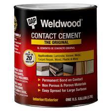 weldwood 128 fl oz original contact cement