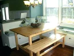 dining table with bench seats. Kitchen Table And Bench Seats With Seat Dining