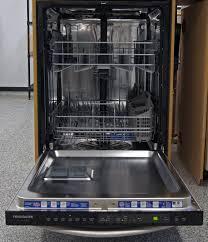 See Through Dishwasher Frigidaire Gallery Fgid2474qf Dishwasher Review Reviewedcom
