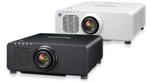 <b>PT</b>-RZ770/RZ660 Series - CAD/BIM data - <b>Panasonic Projector</b> ...