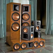 klipsch used speakers. 1) the standard, benchmark, point used for comparison 2) embodiment of legendary klipsch sound speakers