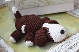 Free Crochet Dog Patterns Best Happyamigurumi Amigurumi Puppy PATTERN Crochet Dog Pdf Tutorial