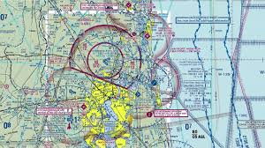 Sectional Aeronautical Chart Vfr Sectional Chart Practice Quiz Remote Pilot 101
