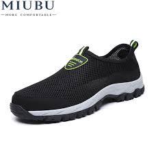 <b>MIUBU</b> Summer Fashion <b>Men</b> Casual Sneakers Round Toe ...