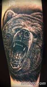 фото тату с медведем от 12092018 148 Tattoo With A Bear