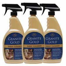 natural stone daily cleaner 3 pack