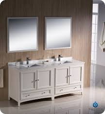 72 inch double sink vanity. fresca antique white 72 inch double sink vanity