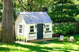 playhouse kits outdoor playhouse kit