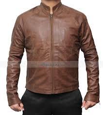 jack reacher leather jacket