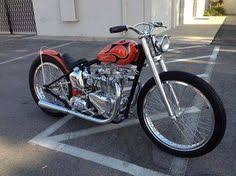 triumph chopper real choppers pinterest choppers bobbers