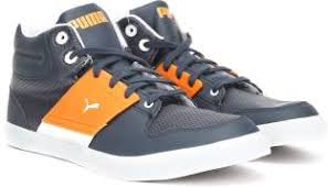 puma shoes for men. puma el ace 2 mid pn ii dp ankle sneakers shoes for men g