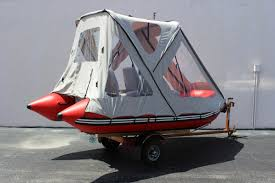 inflatable boat tent canopy car interior design