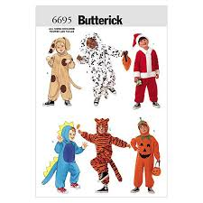 Halloween Costume Patterns Inspiration Amazon Butterick Patterns B48 Children's Costume All Sizes