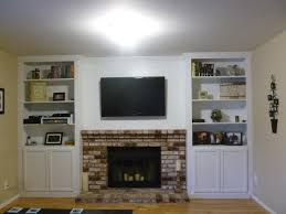 Pictures Of Built In Bookcases Best 20 Bookshelves Around Fireplace Ideas On Pinterest Shelves