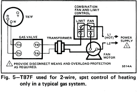 victorian thermostat for steam heat getrithm me 2 Wire Heater Thermostat Wiring Diagram full image for wondrous thermostat for steam heat honeywell t87f wiring diagram 2 wire spst control 24 Volt Thermostat Wiring Diagram