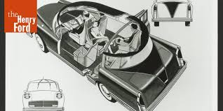 cutaway view of the liberty mutual survival car i circa 1956 the henry ford