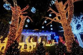 Nbc News Christmas Lights Holiday Season Lights Up Christmas Holiday Lights