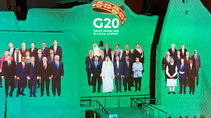 Virtueller G20 Gipfel - ZDFheute